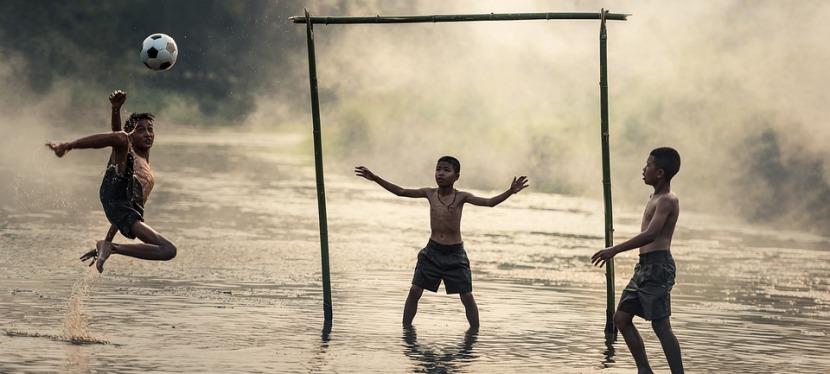 Lasten liikuttaminen on aivanhelppoa…